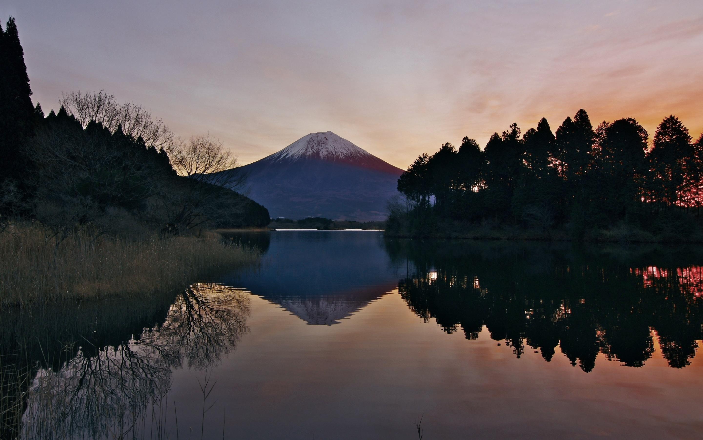 201901B-富士山黎明-1月後